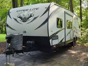 2014 Forest River XLR Hyper Lite 29HFS