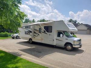 2012 Coachmen Mirada 29DS