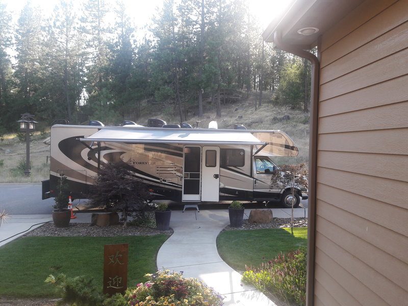 2015 Forest River Forester 3051S