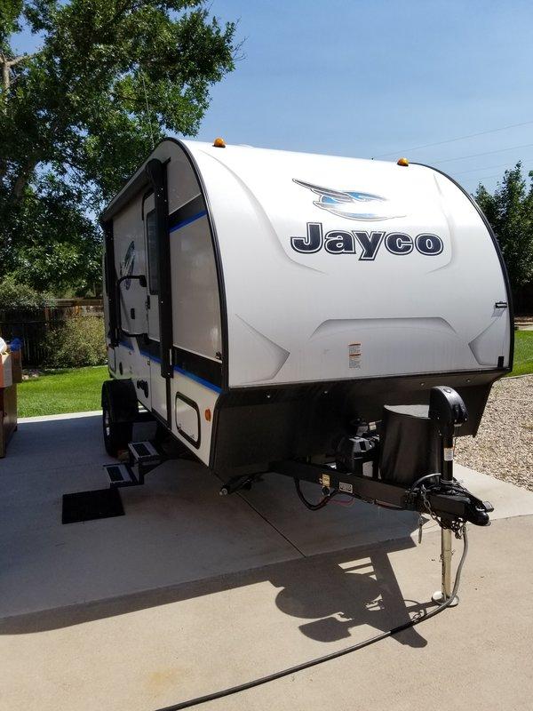 2018 Jayco Hummingbird 17BH Baja Edition