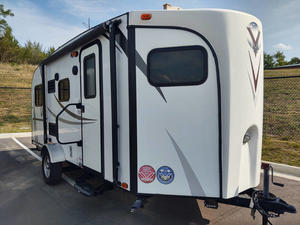 2015 Forest River Vibe 6504