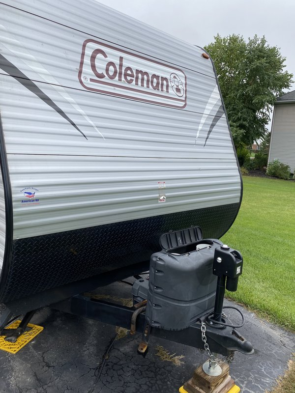 2015 Coleman Coleman Expedition 312BHS