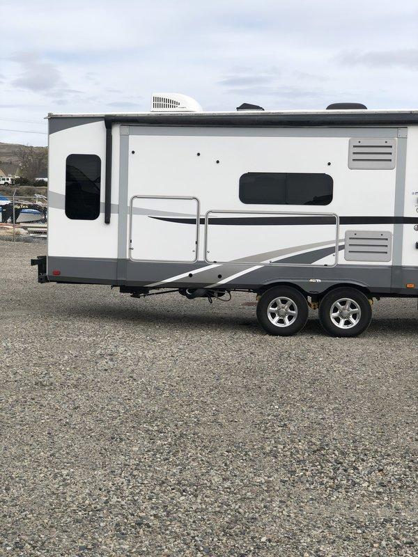 2017 Highland Ridge RV Open Range Light LT272RLS