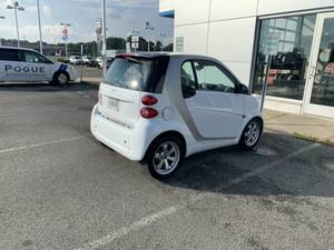 2012 Mercedes Smart Fortwo 2 Dr