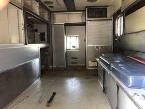 1989 Ford Ambulance chassis  F350