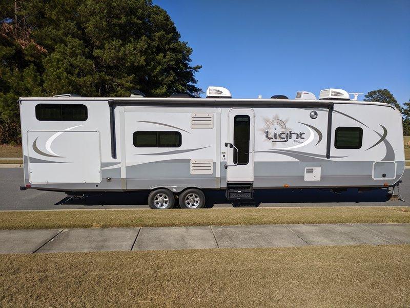 2017 Highland Ridge RV Open Range Light 308BHS