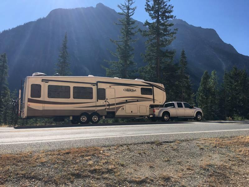 2017 Forest River All American Cedar Creek 36ck2 Hathaway