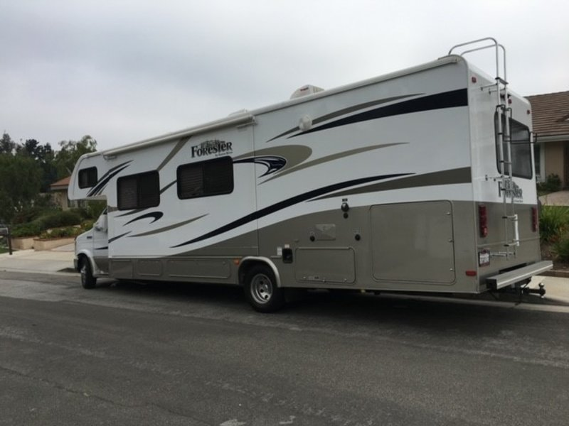 2015 Forest River Forester 3011DS Ford