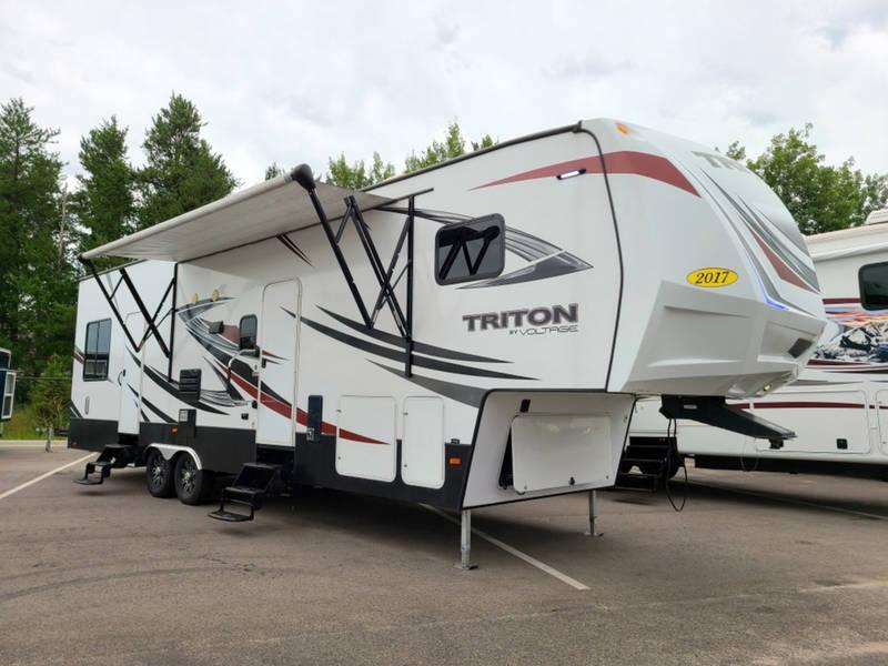 2017 Dutchmen Triton 3451