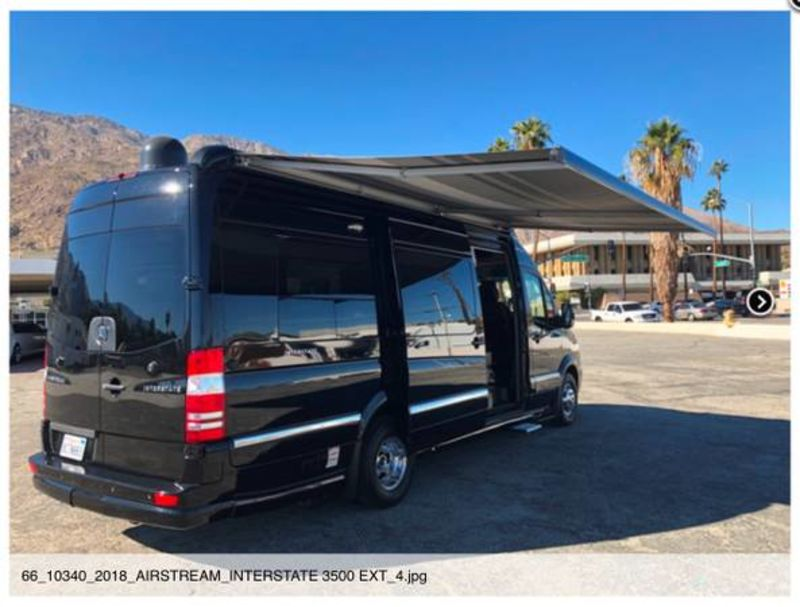 2018 Airstream Interstate 3500 EXT