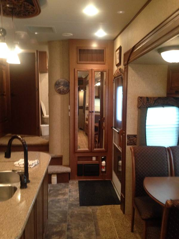 2012 Heartland Bighorn 3585