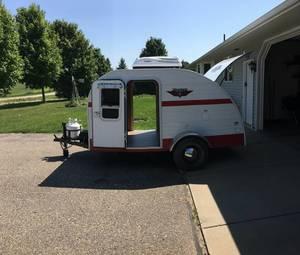 2018 Riverside RV Retro White Water 509 Jr