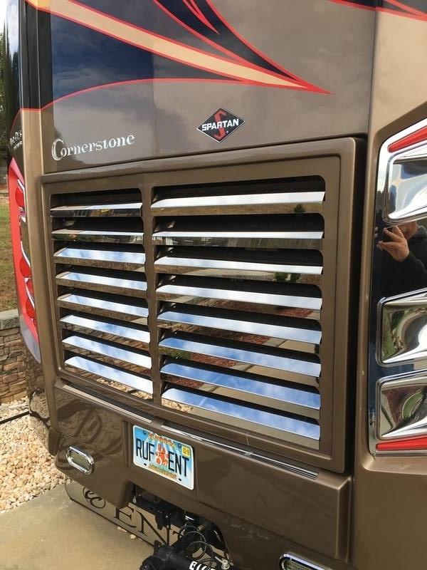 2016 Entegra Coach Cornerstone 45A