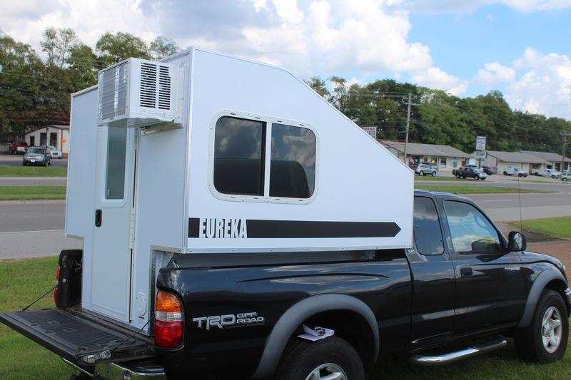 2018 Eureka Slideinn Truck Camper Truck Campers Rv For