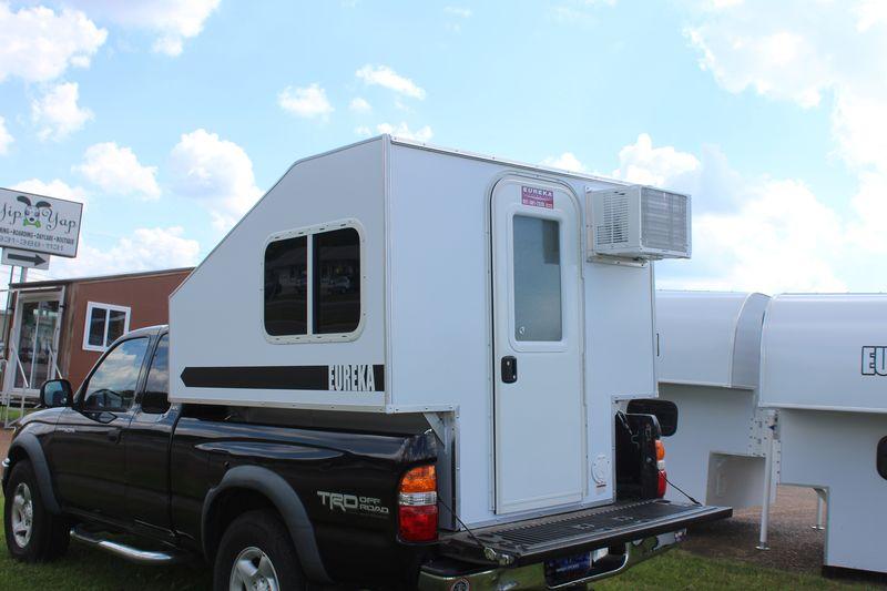 2018 Eureka SlideINN TRUCK CAMPER, Truck Campers RV For Sale in Columbia, Tennessee  RVT.com