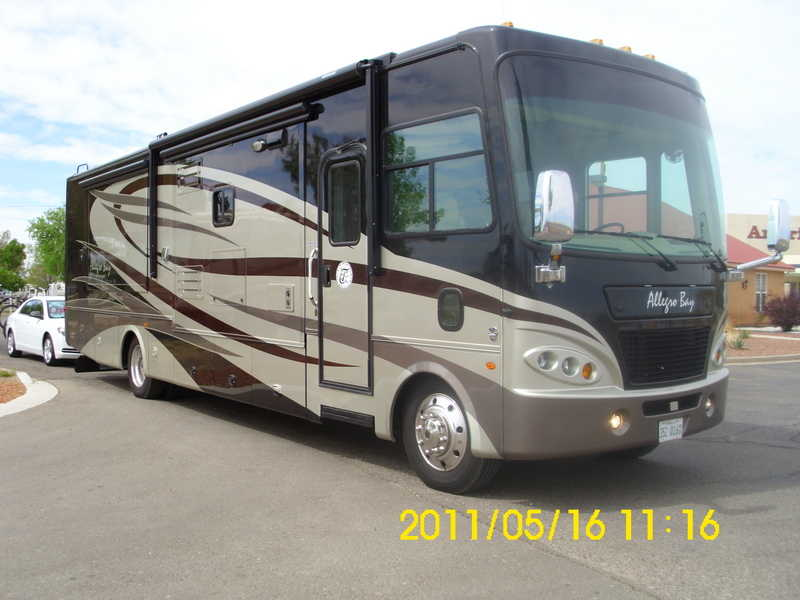2010 Tiffin Allegro Bay 37qsb Class A Gas Rv For Sale