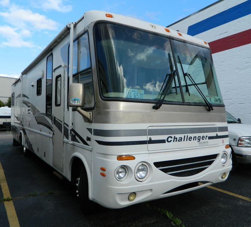 2005 Damon Challenger 372W