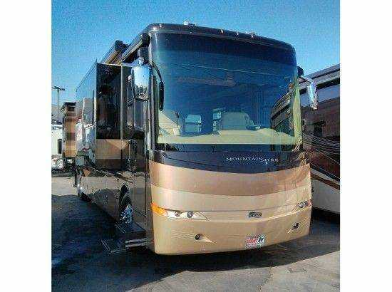 2009 Newmar Mountain Aire 4529