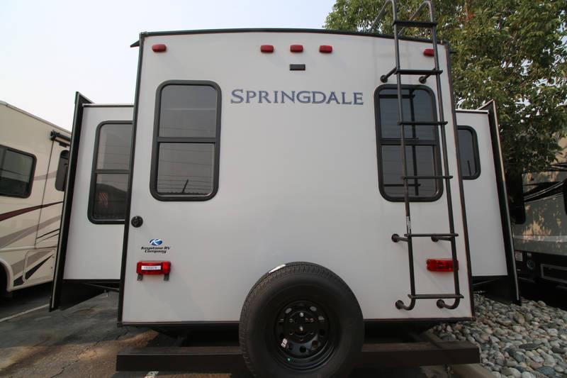 2021 Keystone Springdale 253FWRE