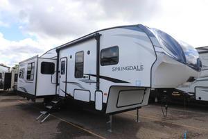 2020 Keystone Springdale 253FWRE