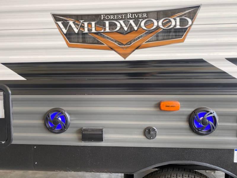2021 Forest River Wildwood 29VBUD