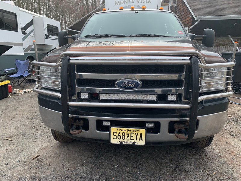 2006 Ford F-350 Superduty