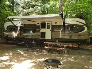 2015 Adventure Manufacturing Timberlodge 28RKS