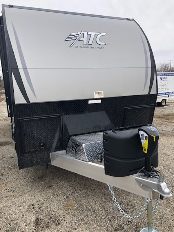2019 ATC 15'9 Garage, Toy Haulers Travel Trailers RV For ...