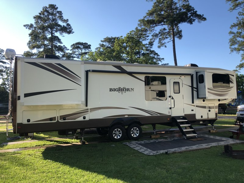 2015 Heartland Bighorn 3755FL for sale - Conroe, TX