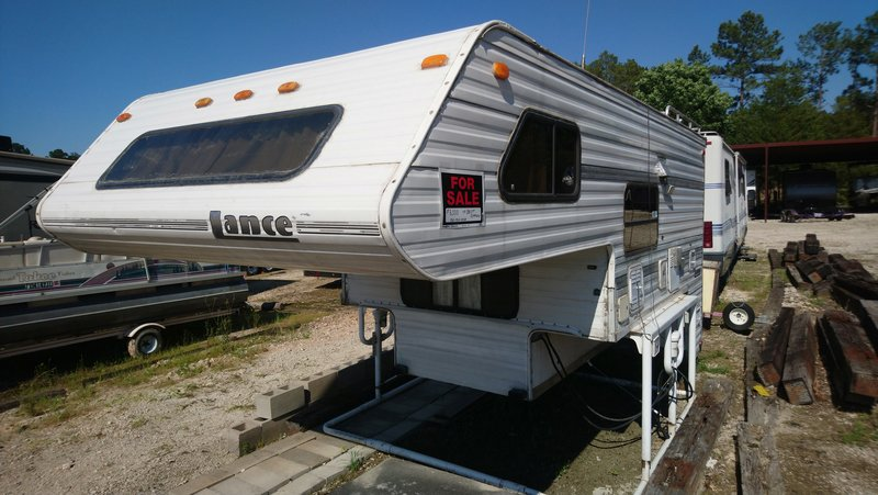 1993 Lance Longbed Truck Campers Rv For Sale By Owner In