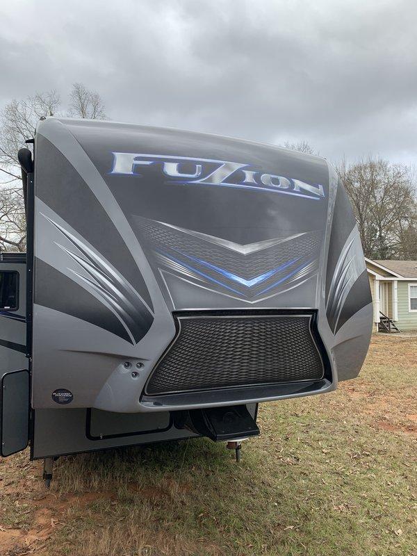 2017 Keystone Fuzion 345