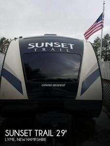 2017 CrossRoads Sunset Trail Grand Reserve 28BH