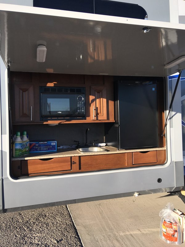 2017 Highland Ridge RV Open Range 3X 427BHS