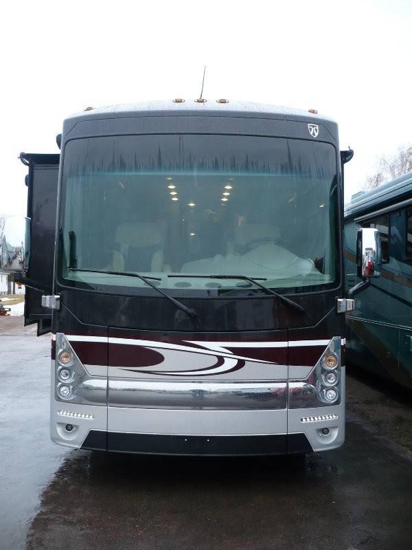 2015 Thor Motor Coach Tuscany XTE 40GQ