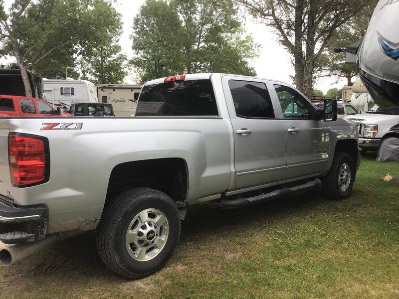 2018 Chevrolet Silverado LT