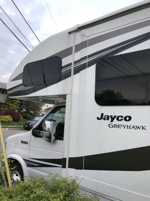 2018 Jayco greyhawk 31fs