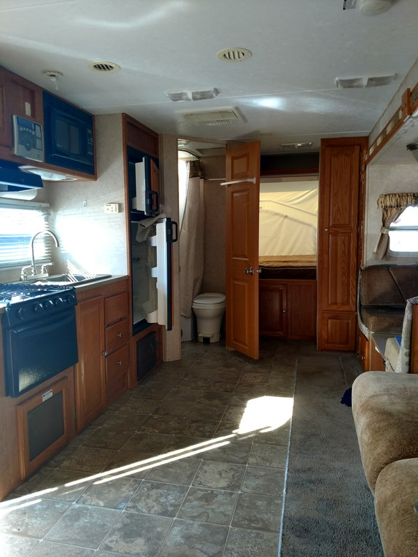 2008 Forest River Rockwood Roo 21SS