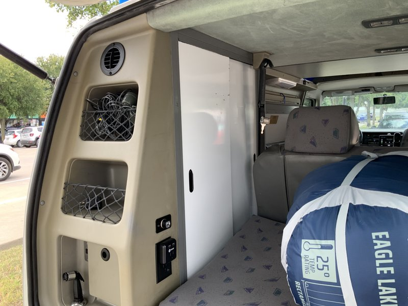 1997 Winnebago Adventurer Eurovan Campervan