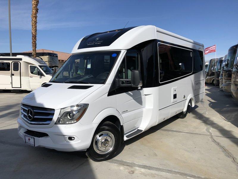 17933766da7347 2019 Leisure Travel Vans Unity TB