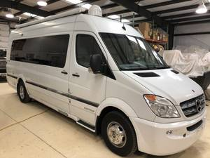 2013 Mercedes Sprinter Airstream interstate EXT 3500