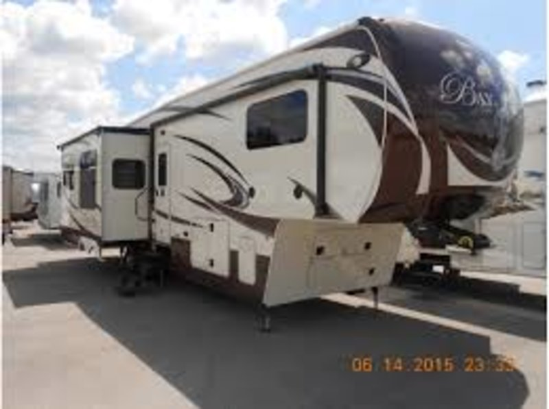 2014 EverGreen Bay Hill 320RS