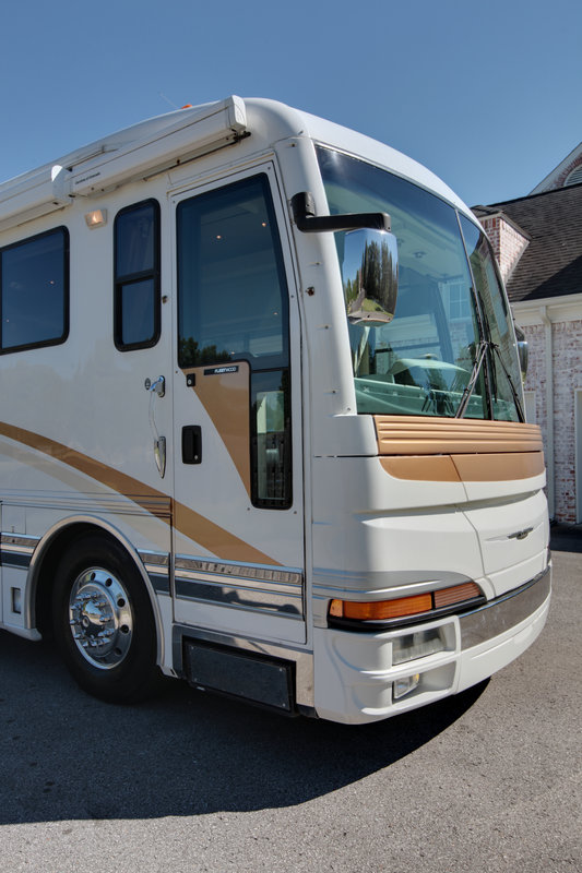 2000 American Coach American Heritage 415