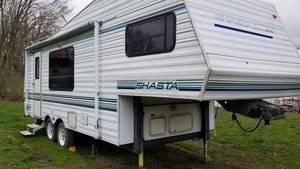 1993 Shasta  M250RK