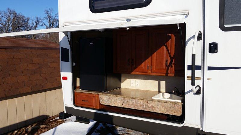 2012 Keystone Outback 312BH