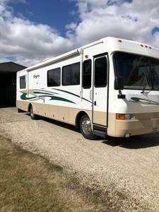2001 Harney Harney Coach Works Renegade