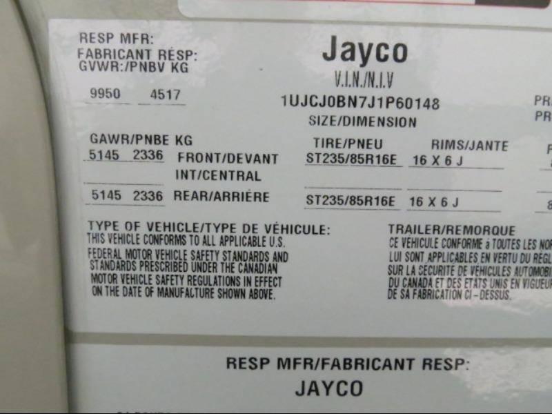 2018 Jayco Eagle HT 24.5CKTS