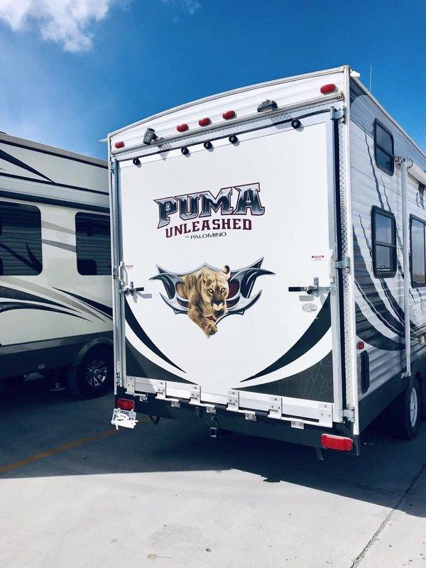 Rv For Sale El Paso Tx >> 2013 Palomino Puma 298fqu For Sale El Paso Tx