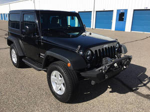 2016 Jeep Wrangler Utility 2D Sport 4WD V6