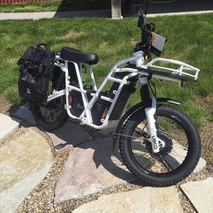 2018 Ubco  Moped