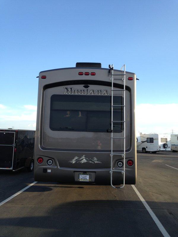 2015 Keystone Montana Legacy 3160RL